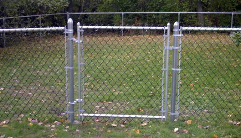 Galvanized Reliable Fence Boston