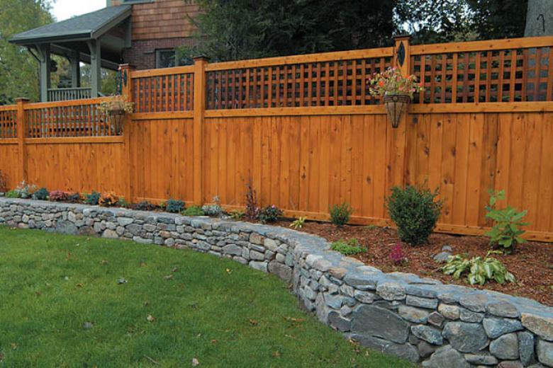 Universal Board U0026 English Garden Lattice